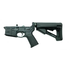 PSA AR-15 Complete Lower - Magpul STR Edition Black, No Magazine