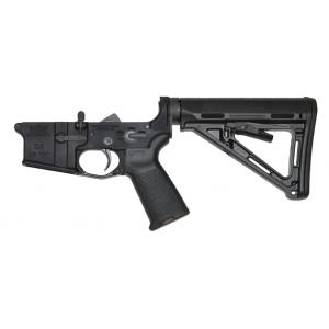 PSA AR-15 Complete Lower Magpul Edition - Black, No Magazine