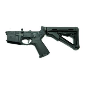 PSA AR-15 Complete Lower - Magpul CTR Edition Black, No Magazine