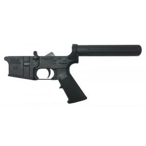 PSA AR-15 Complete Classic Pistol Lower - No Magazine, Black - 42838
