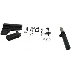 PSA Pistol MOE Lower Build Kit - Black