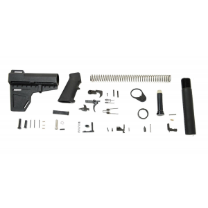 PSA Classic Shockwave Lower Build Kit, Black - 5165448068