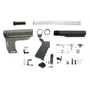 PSA MOE EPT Pistol Lower Build Kit, Gray