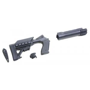 ProMag Archangel Polymer Tactical Stock System, Black -