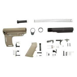 PSA Classic Lower Build Kit, Flat Dark Earth