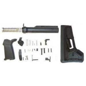 PSA MOE ACS-L Lower Build Kit w/out FCG - Black