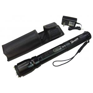 PS Products Zap Enforcer 2 MV Ultra-High Power Stun Device Flashlight, Black - ZAPEN