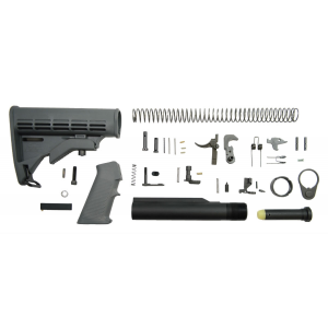 PSA Classic Lower Build Kit, Gray