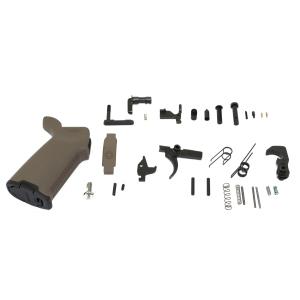 PSA AR-15 Lower Parts Kit MOE, FDE - 24110