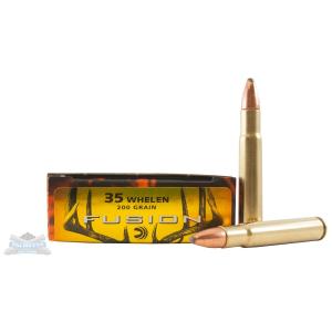 Federal 35 Whelen 200gr Fusion Ammunition 20rds – F35FS1