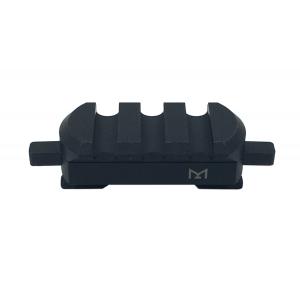 PSA Custom Quick Detach 3-Slot M-Lok Rail Section