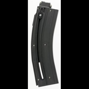 ProMag Round .22lr Colt M4 Magazine, Black -