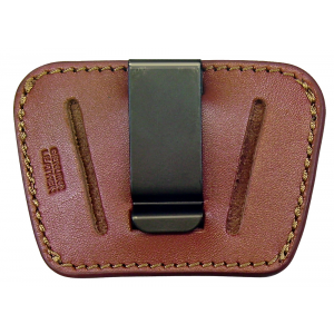 PS Products Ambidextrous Hand Frame Auto Inside/Outside-The-Waistband Concealment Holster, Brown -