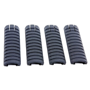 ProMag Polymer Panel Cover, Black, 4/pack - PM015A