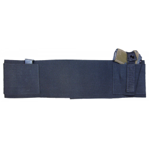 PS Products Handgun Concealed Carry Belly Band, Black -
