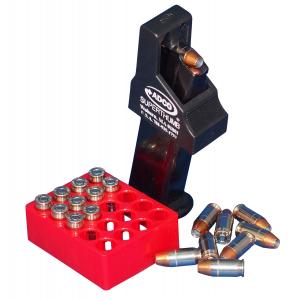 ADCO Super Thumb Stack .380 ACP Polymer Magazine Loader, Black -