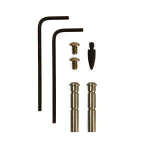 PSA Custom Anti-Walk Trigger & Hammer Pins, Stainless Steel - 116000