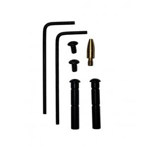 PSA Custom Anti-Walk Trigger & Hammer Pins, Nitride