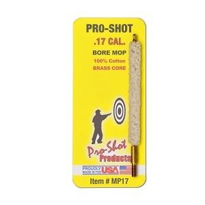 Pro-Shot .17 Cal. Bore Mop MP17
