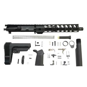 PSA Pistol 300AAC 1/8 Phosphate Lightweight M-Lok MOE EPT SBA3 Kit