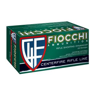 Case of Fiocchi Shooting Dynamics .223 Rem FMJBT 62gr Ammo, 1,000rds – 223C
