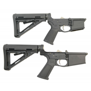 PSA AR-15/PA-10 Tenth Anniversary MOE EPT Lowers With Matching Serial Numbers