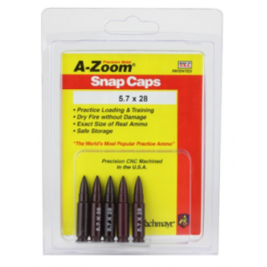 A-Zoom FN 5.7 x 28 Snap Caps - 5 Pack - 15130