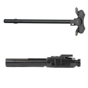 PSA Premium Ambidextrous PA10 Charging Handle & PSA PA10 .308 Nitride Bolt Carrier Group