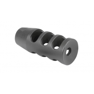 PSA Custom AR15/M4 .223 Six-Port Muzzle Brake, 1/2