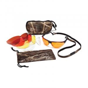 Pyramex Safety Ducks Unlimited Anti-Fog Shooting Eyewear Kit, Clear - DUCLAM1