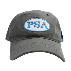 PSA Grey Sticker Hat - PSA117B
