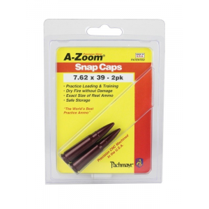 7.62 x 39mm Snap Caps, 2 Pack