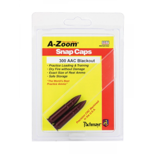 .300 AAC Black Out Snap Caps 2 - - 12271