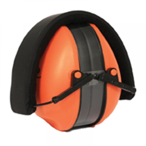 Radians Lowset 21 dB Over the Head Earmuff, -