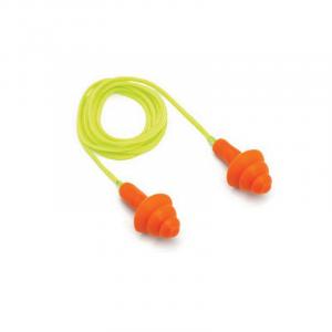Pyramex 24 dB Reusable Earplugs, Orange - RP3001