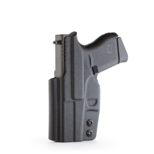 1791 Gunleather Right Hand Glock IWB Holster, Black -