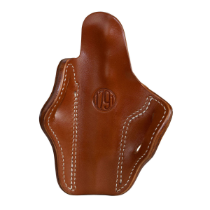 1791 Gunleather BH1 RH OWB Holster for 1911, Classic Brown Leather - OR-BH1-CBR-R