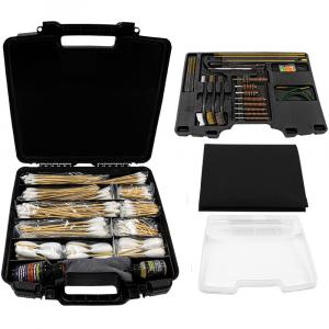RamRodz .22 to .75/5mm to 12 Gauge Professional Gun Cleaning Master Kit - 70035