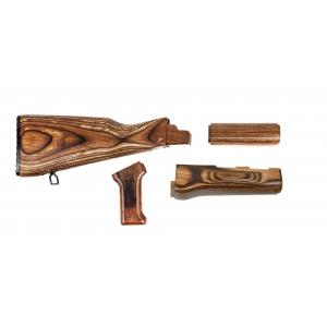 PSA CUSTOM SERIES AK-47 NUTMEG FURNITURE SET