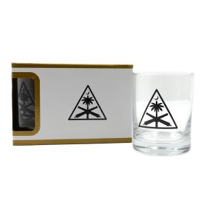 PSAK Roll Mark Premium 4 Piece Lowball Glass Set