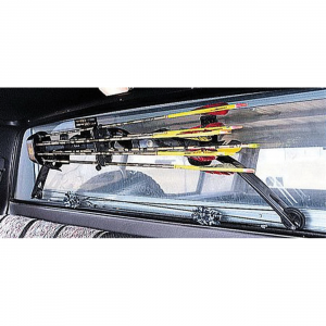 Ranger Rugged Gear Black Metal Hook Dual Lock Mount Gun Holder, Universal -