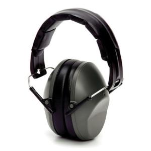 Pyramex Safety VG90 24 dB Over the Head Earmuff, -
