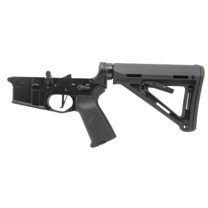 PSA AR-15 Complete Lower Magpul MOE Edition - Black, No Magazine
