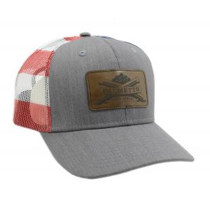 PSA Custom Stars and Stripes Mesh Back Trucker Hat