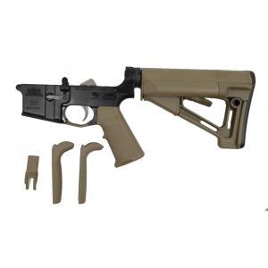 PSA AR-15 Complete Lower - Magpul Edition FDE, No Magazine