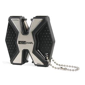 AccuSharp Diamond Pro Blade Sharpener, Black - 017C