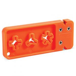 AccuSharp Broadhead Sharpener, Orange - 013C
