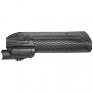 Adaptive Tactical EX Performance Forend For Mossberg 500/88 12 Gauge With 300 Lumen Light, Black - AT-02901