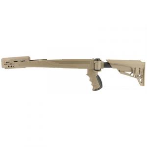 Advanced Technology Strikeforce TacLite SKS Side Folding Adjustable Stock, FDE - B.2.20.1232