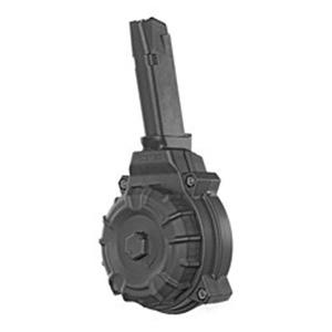 ProMag Glock 9mm 50 Round Drum Magazine, Black -